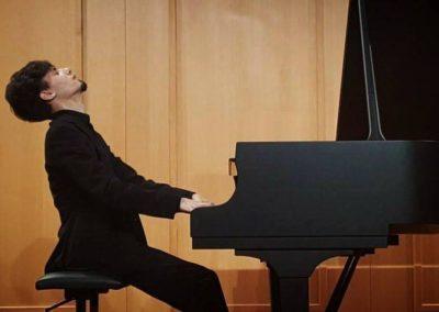 4. Sondershausen - Pavel Zemen, klavírista